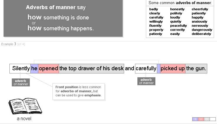 Adverbs of Manner 3