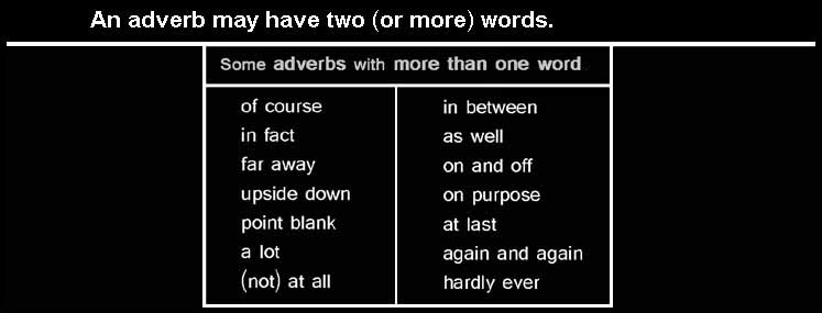 Adverb examples 9